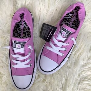 Pink Converse Chuck Taylor All Star Shoreline